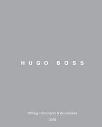 Catalog Hugo Boss 2019