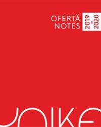 Catalog Notesuri Unika 2020