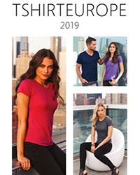 Catalog T-shirt Europe 2019