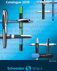 Catalog Instrumente de scris Schneider 2019